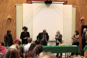 Simone Cristicchi al Liceo Nordio Trieste