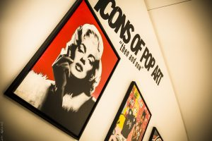 Icons of Pop Art: Then and Now