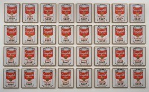 Campbell Soup MOMA