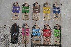 Campbell Soup Spray
