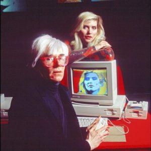Andy-Warhol-and-Debbie-Harry