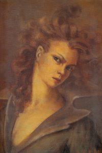 Leonor Fini - Autoritratto 1941