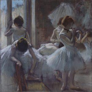 Edgar Degas Dancers