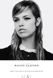 Hailey Clauson Nextmodels
