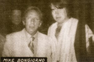 Lorenzo Pilat e Mike Bongiorno