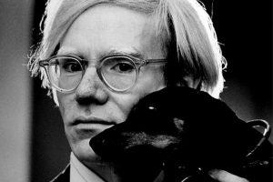 Andy Warhol di Jack Mitchell