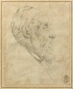 Tiziano, 'Autoritratto' (1575 circa)