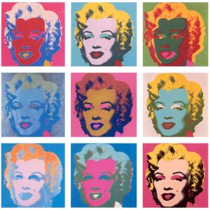 Marilyn di Andy Warhol