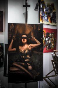 Roberto Dudine Superrealismo nell'arte