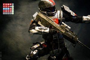 Halo - Fumetti per Gioco 2013