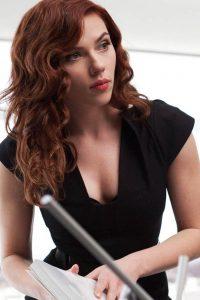 Natasha Romanoff - Scarlett Johansson