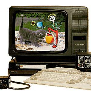 Amiga Genlock - Computer Art