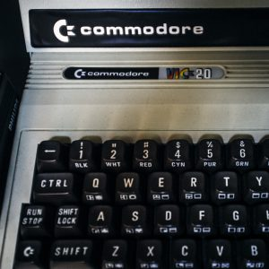 Commodore VIC20 - Computer Art