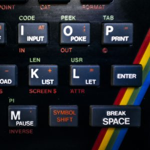 Sinclair ZX Spectrum - Computer Art