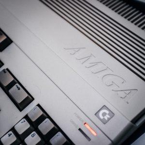 Computer Art - Amiga 500