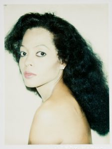 Diana Ross - Andy Warhol