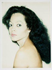 Diana Ross - Andy Warhol