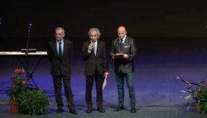 Lorenzo Giorgio, Fulvio Marion e Leonardo Zannier