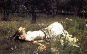 Waterhouse, Ofelia