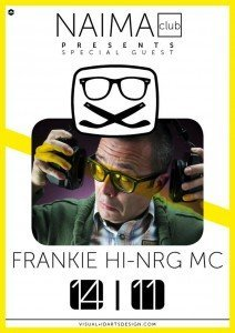 Frankye HINRG MC - Naima Trieste