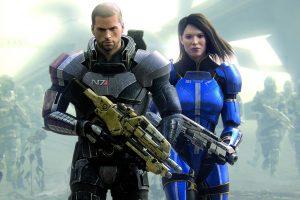 Mass Effect - gioco di ruolo per computer