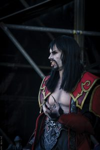 Dracula Cosplay - Lucca Comics and Games 2014