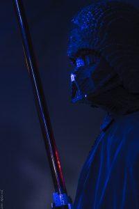 Lego Darth Vader - Lucca Comics and Games 2014