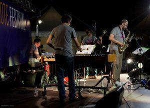 XY Quartet-- Blue Note Gorizia (foto:Vincenzo Russo)