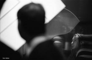 Enzo Cogno. Foto di Piccolo Sillani 1967 ,