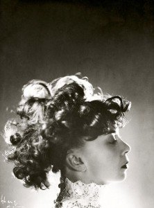 Leonor Fini by Arturo Ghergo, ca. 1944