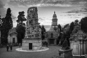 Cimitero Monumentale Milano - Vincenzo Russo
