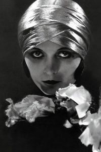 Pola Negri - foto di Edward Steichen