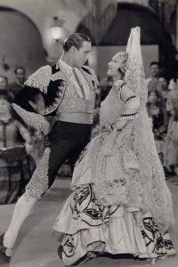 Rodolfo Valentino e il Tango