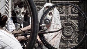 Ruedis– ruote di confine. Belinda De Vito
