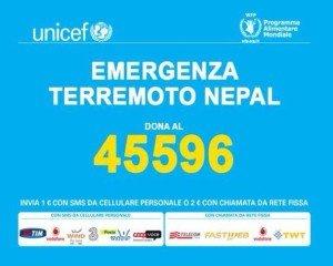 Aiuta il Nepal
