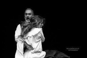 Fulvio Falzarano e Silvia Siravo