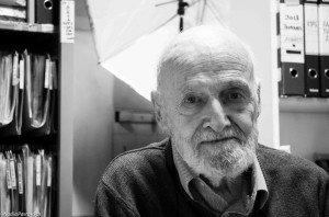 Ugo Borsatti. Foto di Nadia Pastorcich