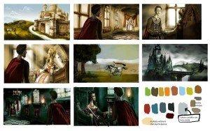 Elisa Gandolfo - Il Principe - prova colore