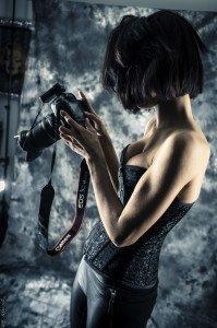 Elisa Gandolfo - ritratto di moda e backstage - Roberto Srelz