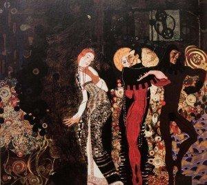 Arte Pura e Arte Impura 1910 Timmel