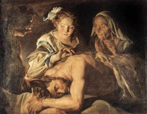 Stomer - Sansone e Dalila (1630-31)