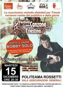 37esimo Festival Canzone Triestina
