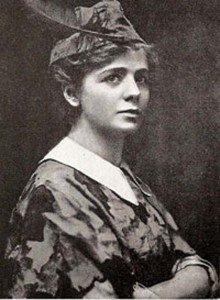 Maude Adams_la prima interprete di Peter Pan a Broadway