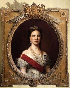 Immagine 03. Carlotta imperatrice del Messico