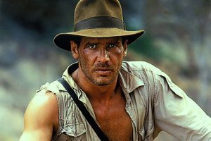 Harrison Ford - Indiana Jones