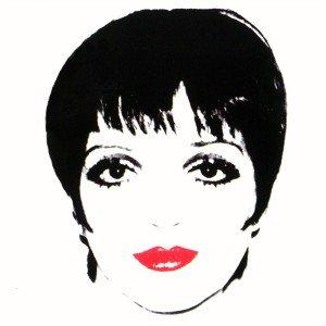Liza Minnelli - Andy Warhol
