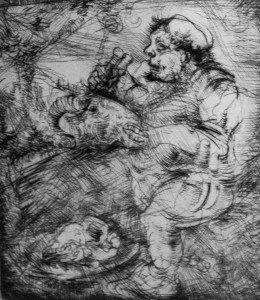 Il piccolo macellaio puntasecca 1959 - Scarpati