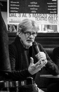 Giuseppe Pambieri. Ph NadiaPastorcich
