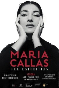 Maria Callas The exhibition