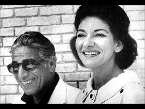 Onassis e Callas